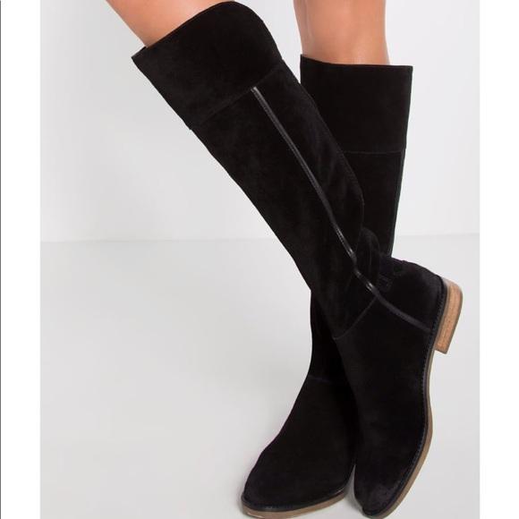 Franco Sarto Womens Christine Knee High Boot